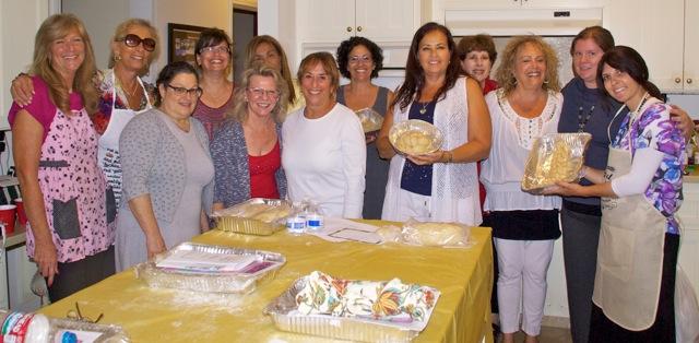 Women's Circle Challah Bake